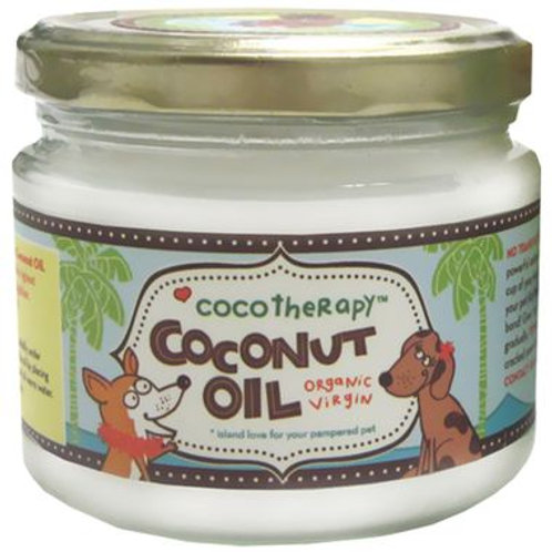 Coco Therapy - Coconut Oil (8 oz Jar)