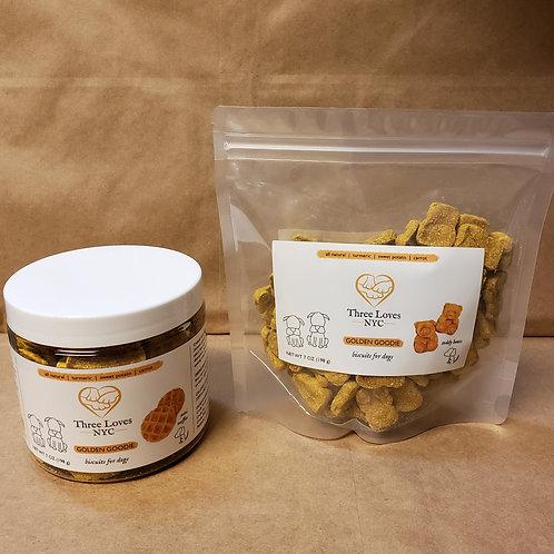 Three Loves NYC - Golden Goodie Treats