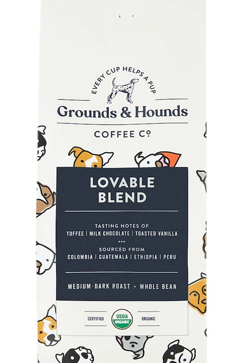 G&H Coffee - Lovable Blend (Ground)