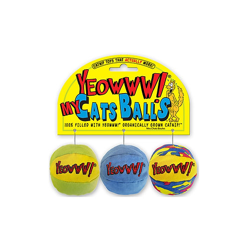 Yeowww! - My Cats Balls