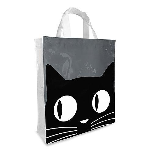 Big Eyes Cat Fashion Tote Bag