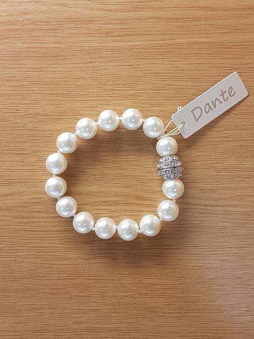Dante Pearl Chunky Bracelet BL15306