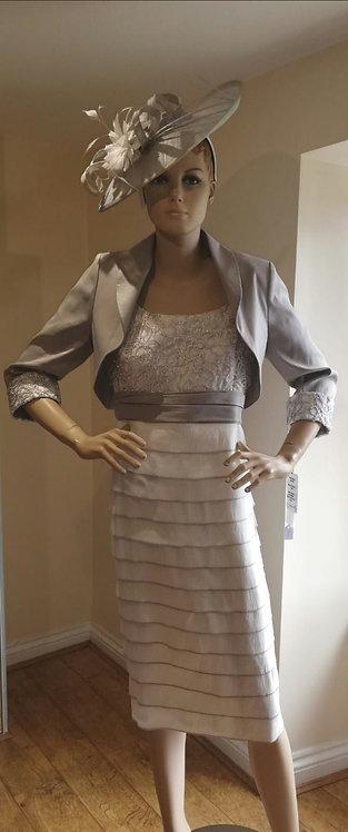 Ispirato Dress and Jacket ISC970