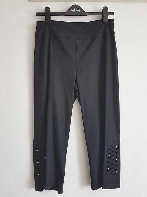 Joseph Ribkoff Crop Trousers