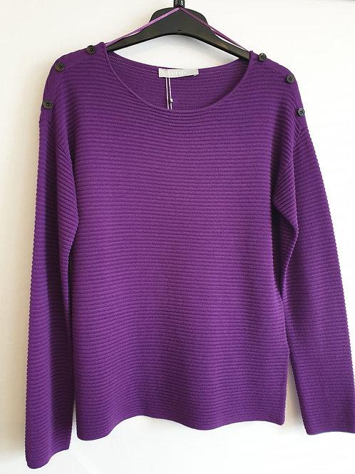 Bianca purple jumper
