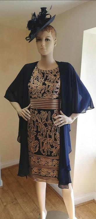 Gina Bacconi Dress SBZ5760