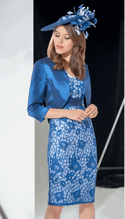 Ispirato Dress and Jacket IY966