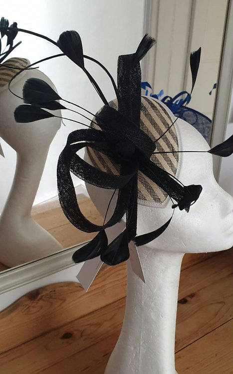 Peter Bettley Fascinator Style 165
