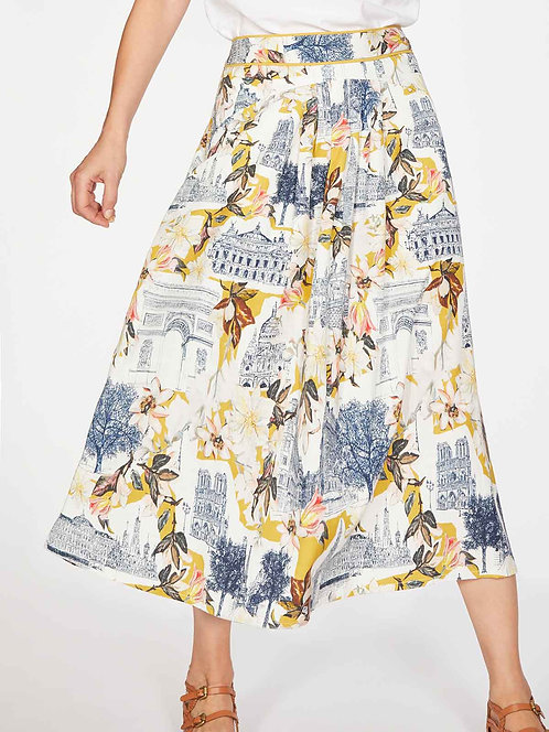 El Audaz Flared Skirt