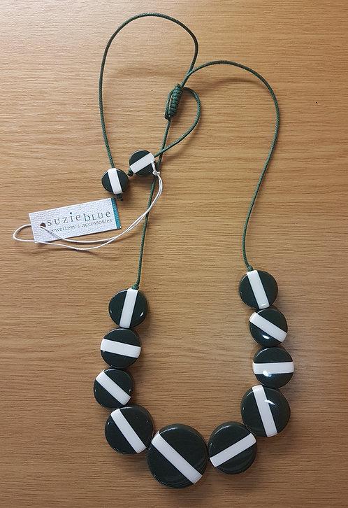 Suzie Blue Necklace