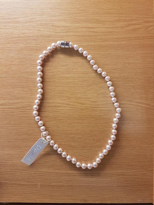 Dante Pale Pink Necklace NL23519