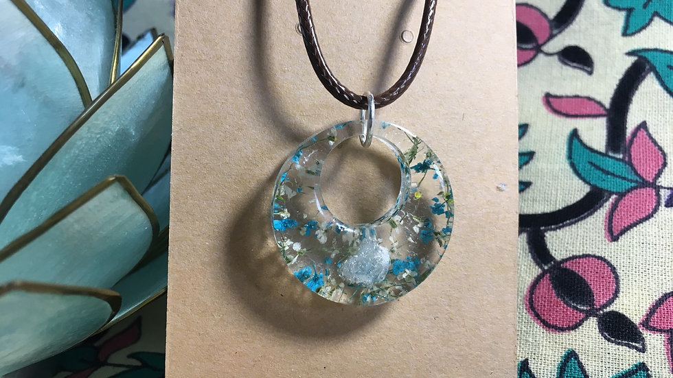 Floral & Crystal