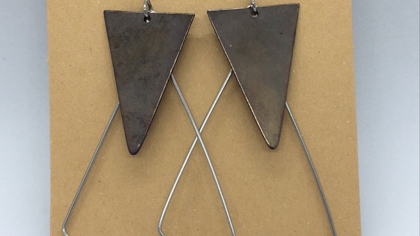 Art Deco Triangles & Diamonds