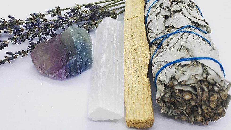 Fluorite Restoration Bundle: Focus
