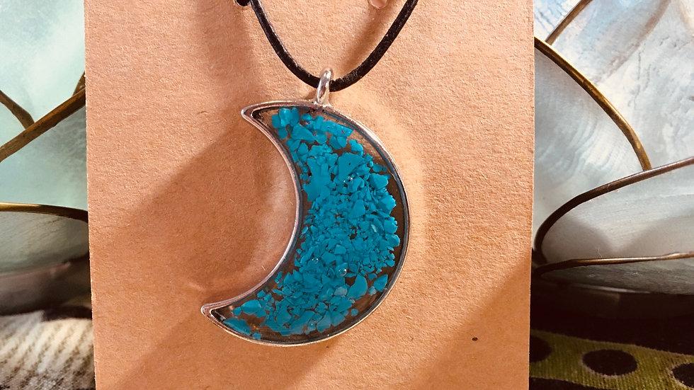 Silver Moon Stones