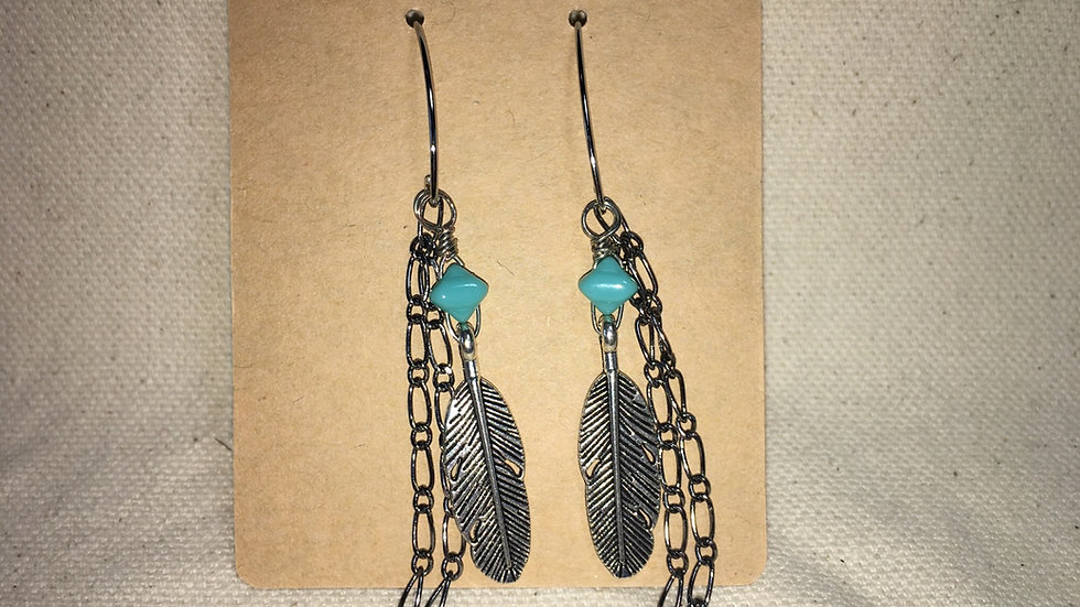 Feather & Chains