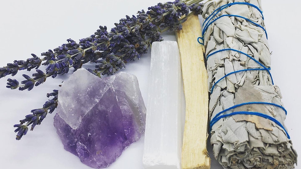Amethyst Restoration Bundle: Balance
