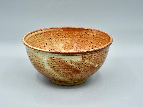 Creamy Orange Bowl Medium