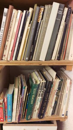 Kunst- und Gestaltungsbücher