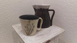 Kleiner Krug und Tasse