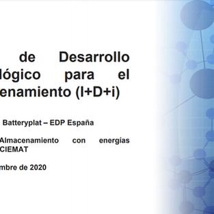 23 Septiembre 2020   Sesión en CIEMAT