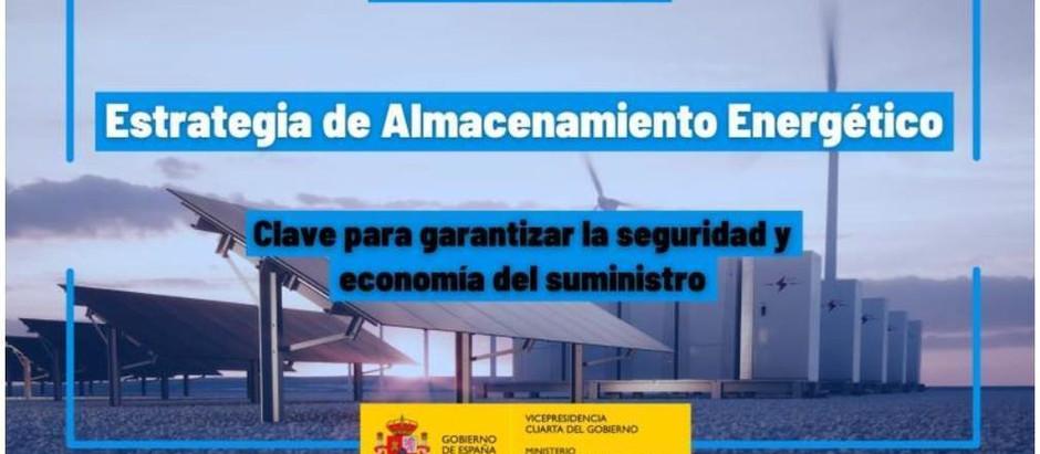 El Gobierno aprueba la Estrategia de Almacenamiento Energético, clave para garantizar la seguridad d
