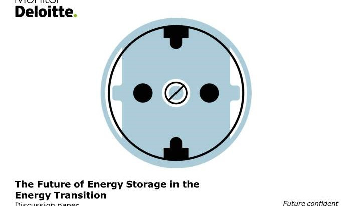 The future of Energy Storage in the Energy transition