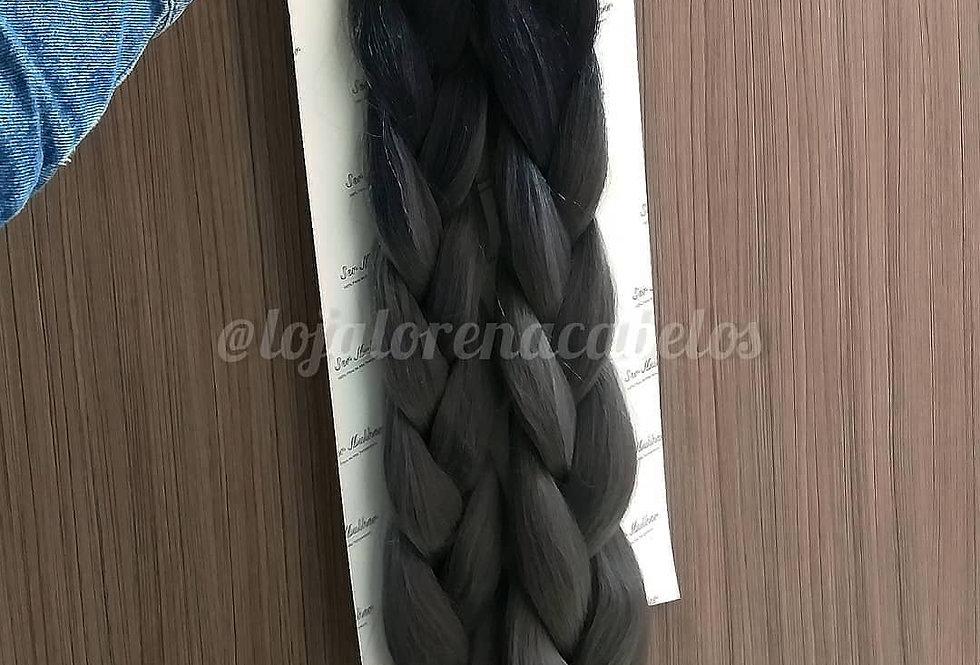 Jumbo Ser Mulher 330g Ombré Hair Cinza Escuro