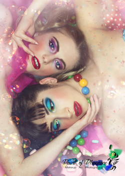Candy Shooting