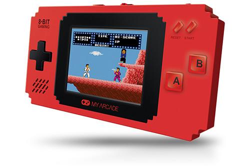 video game retro pixel player