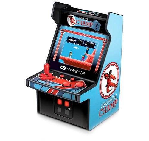 my arcade mini fliperama karate champ
