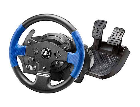 volante com pedais t150 rs thrustmaster