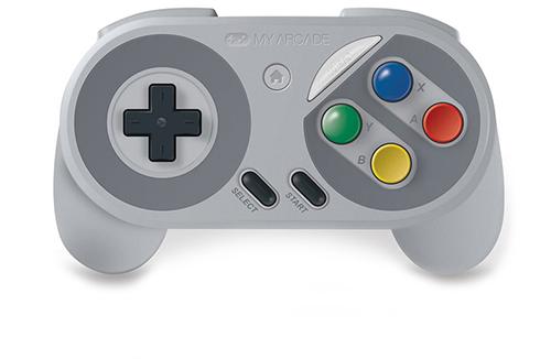 controle super gamepad my arcade