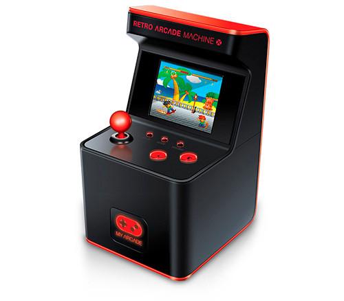 my arcade fliperama portatil retro machine