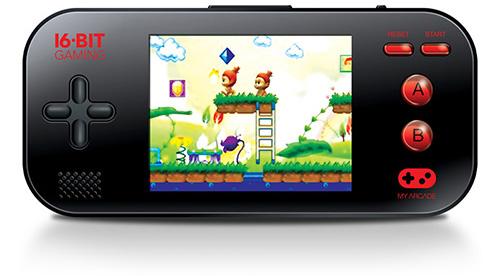 mini video game portatil gamer max