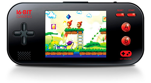 my arcade mini video game portatil gamer max