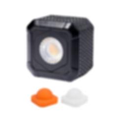 lume cube air smart led com bluetooth e aplicativo