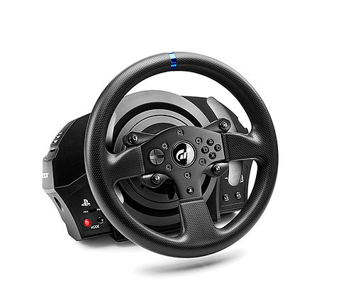 volante c pedais t300rs gt thrustmaster