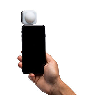 lume cube set smart led para videoconferência smartphones