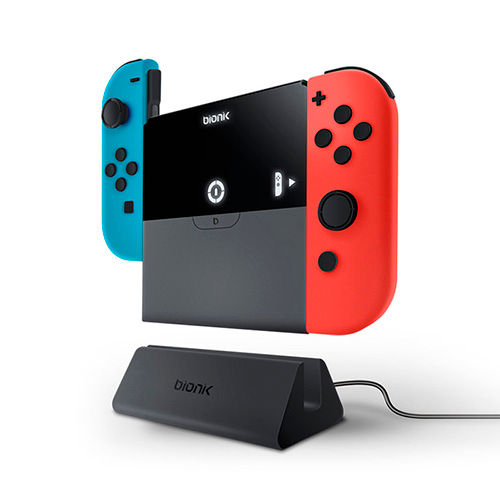 base para carregamento power plate bionik