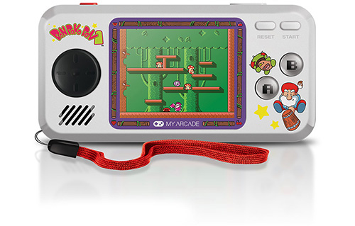 my arcade mini game don doko don