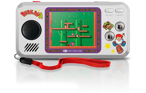 my arcade mini vídeo game don doko don