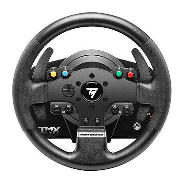 volante c pedais tmx pro thrustmaster