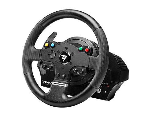 volante com pedais tmx pro thrustmaster