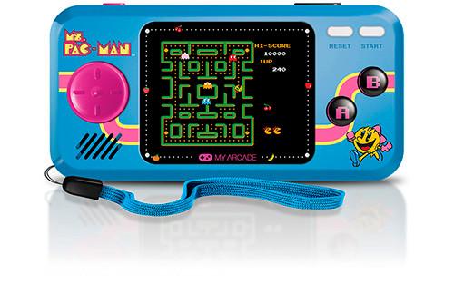 my arcade mini vídeo game ms pac man