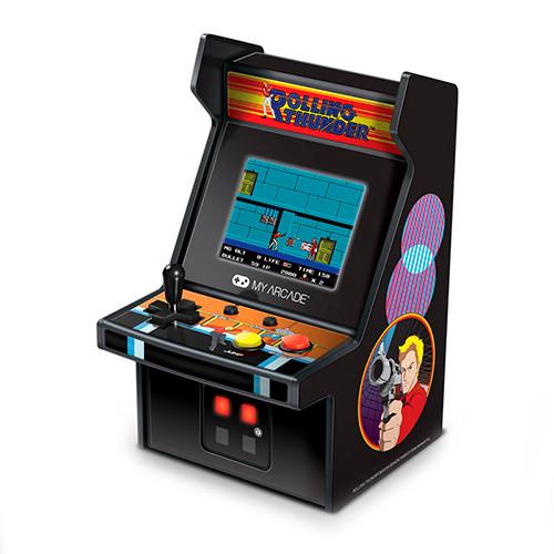 my arcade mini fliperama rolling thunder