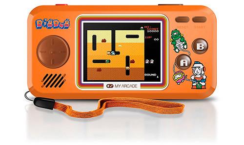 my arcade mini vídeo game dig dug