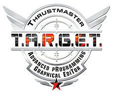 target pedais thrustmaster pendular rudder TPR