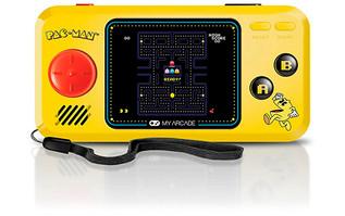 my arcade mini vídeo game pac man
