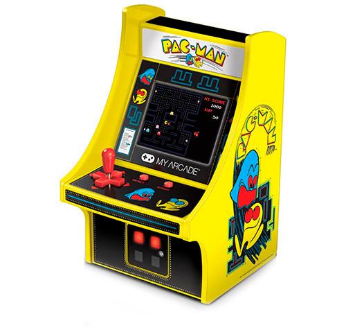 my arcade mini fliperama pac man